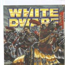 Juegos Antiguos: WHITE DWARF 68. Lote 109859703