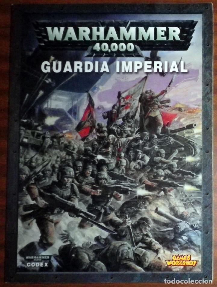 warhammer 40000 guardia imperial segunda mano
