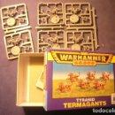 Juegos Antiguos: WARHAMMER: TYRANID TERMAGANTS, (CONJUNTO ORIGINAL CON 6 FIGURAS). Lote 110359559