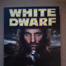 Juegos Antiguos: REVISTA WHITE DWARF 103 EN CASTELLANO. Lote 111036331