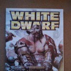 Juegos Antiguos: REVISTA WHITE DWARF 119 EN CASTELLANO. Lote 111038167