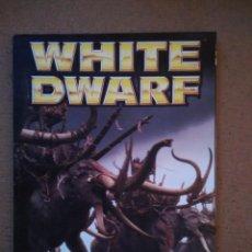Juegos Antiguos: REVISTA WHITE DWARF 112 EN CASTELLANO. Lote 111038307