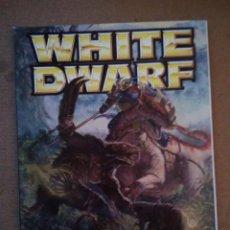 Juegos Antiguos: REVISTA WHITE DWARF 121 EN CASTELLANO. Lote 111038531