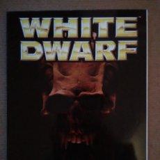 Giochi Antichi: REVISTA WHITE DWARF 123 EN CASTELLANO. Lote 111039051