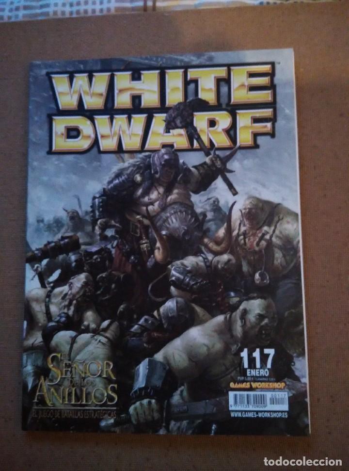 REVISTA WHITE DWARF 117 EN CASTELLANO (Juguetes - Rol y Estrategia - Warhammer)