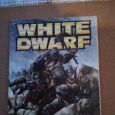 Juegos Antiguos: REVISTA WHITE DWARF 117 EN CASTELLANO. Lote 111039395