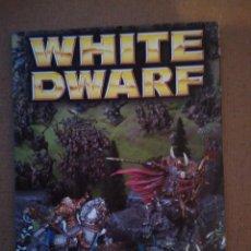 Juegos Antiguos: REVISTA WHITE DWARF 110 EN CASTELLANO. Lote 111039615