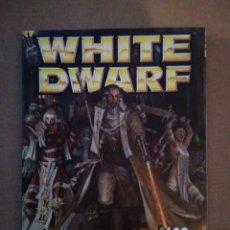 Juegos Antiguos: REVISTA WHITE DWARF 108 EN CASTELLANO. Lote 111039795
