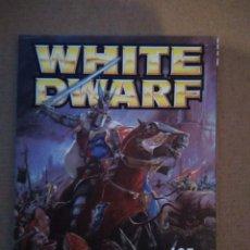 Juegos Antiguos: REVISTA WHITE DWARF 105 EN CASTELLANO. Lote 111039967
