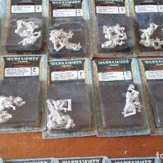 Juegos Antiguos: EJERCITO COMPLETO LEGION DE ACERO ARMAGEDDON. Lote 112030379