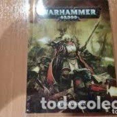 Juegos Antiguos: WARHAMMER 40000 REGLAMENTO 2012 40-02-03. Lote 113502527