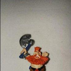 Juegos Antiguos: FIGURA PLOMO ENANO MATATROLL WARHAMMER GAMES WORSHOP DE PLOMO AÑOS 90 LOTE 4 . Lote 115161807