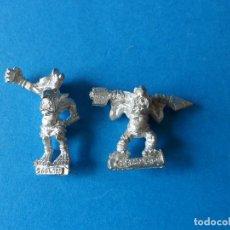 Juegos Antiguos: WARHAMMER FANTASY - GOBLIN NOCTURNO FANÁTICO O SIMILAR. Lote 117990043
