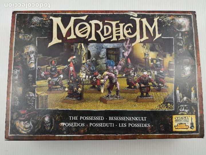 MORDHEIM POSEIDOS (Juguetes - Rol y Estrategia - Warhammer)