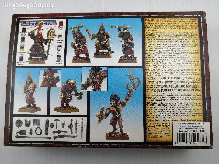 Juegos Antiguos: Mordheim Poseidos - Foto 2 - 119553491