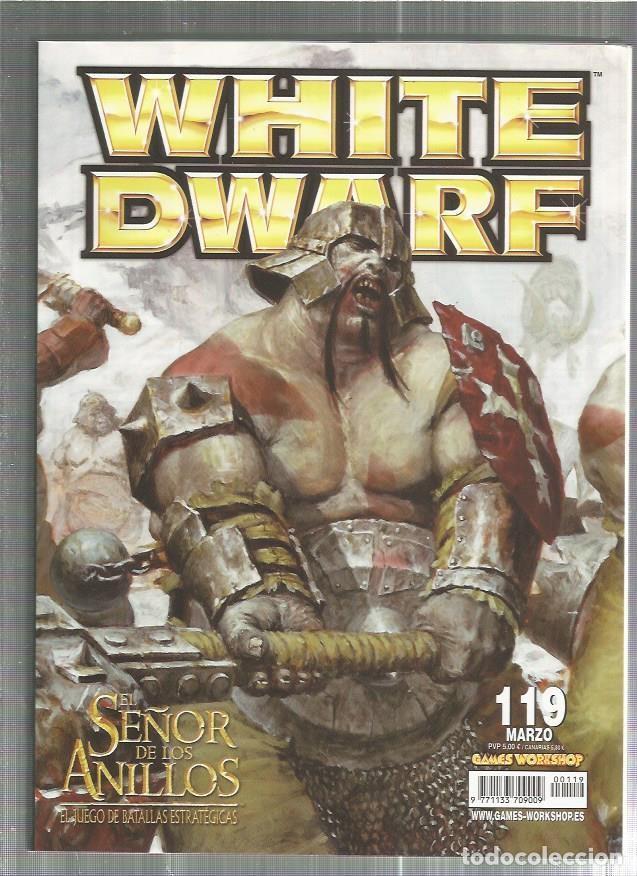 WHITE DWARF 119 (Juguetes - Rol y Estrategia - Warhammer)