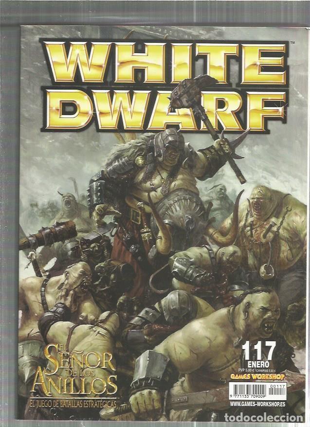 WHITE DWARF 117 (Juguetes - Rol y Estrategia - Warhammer)