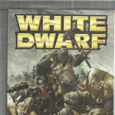 Jeux Anciens: WHITE DWARF 117. Lote 119973627