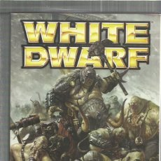 Juegos Antiguos: WHITE DWARF 117. Lote 119973627