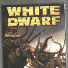 Juegos Antiguos: WHITE DWARF 112. Lote 175621479