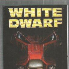 Jeux Anciens: WHITE DWARF 120. Lote 119974295
