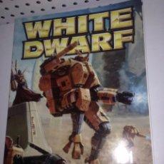 Juegos Antiguos: WHITE DARF WARHAMMER. Lote 57540209