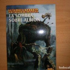 Juegos Antiguos: LA SOMBRA SOBRE ALBION. Lote 120479415