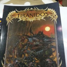 Juegos Antiguos: GAMES WORKSHOP CODEX WARHAMMER 40000 TIRANIDOS . Lote 120846515