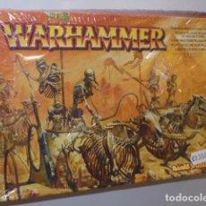 Juegos Antiguos: WARHAMMER CARROS DE LOS REYES FUNERARIOS 94-08 - GAMES WORKSHOP. Lote 121889955