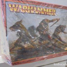 Juegos Antiguos: WARHAMMER CORREDORES DE SOMBRAS SKAVEN 90-08 - GAMES WORKSHOP OFERTA. Lote 121890427