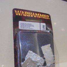 Juegos Antiguos: WARHAMMER MANADA DE RATAS 90-45 - GAMES WORKSHOP. Lote 121890895