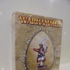 Juegos Antiguos: WARHAMMER MARCO COLOMBO MINIATURA LIMITADA PROMOCIONAL GAMES DAY 2013 PRO17 - GAMES WORKSHOP. Lote 121891303