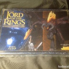 Juegos Antiguos: PLASTIC BALROG GAMES WORKSHOP LORD OF THE RINGS NEW . Lote 126506607