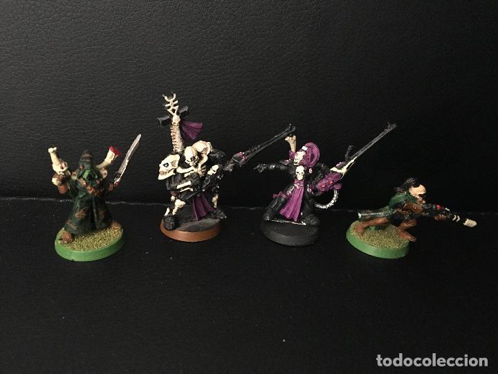 lote reapers exarch y rangers Warhammer 40k Eldar Aeldari 40000 Phoenix Lord Maugan Ra segunda mano