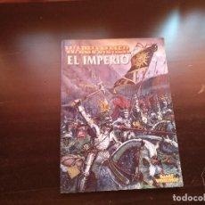 Juegos Antiguos: LIBRO CODEX EL IMPERIO. Lote 129648775