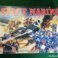 Juegos Antiguos: JUEGO DE MESA SPACE MARINE DE GAMES WORKSHOP. Lote 130067163