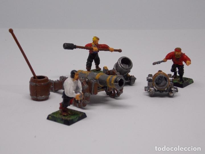 Juegos Antiguos: LOTE WARHAMMER FANTASY: 139 FIGURAS, 2 LIBROS Y MALETIN - Foto 2 - 130620510