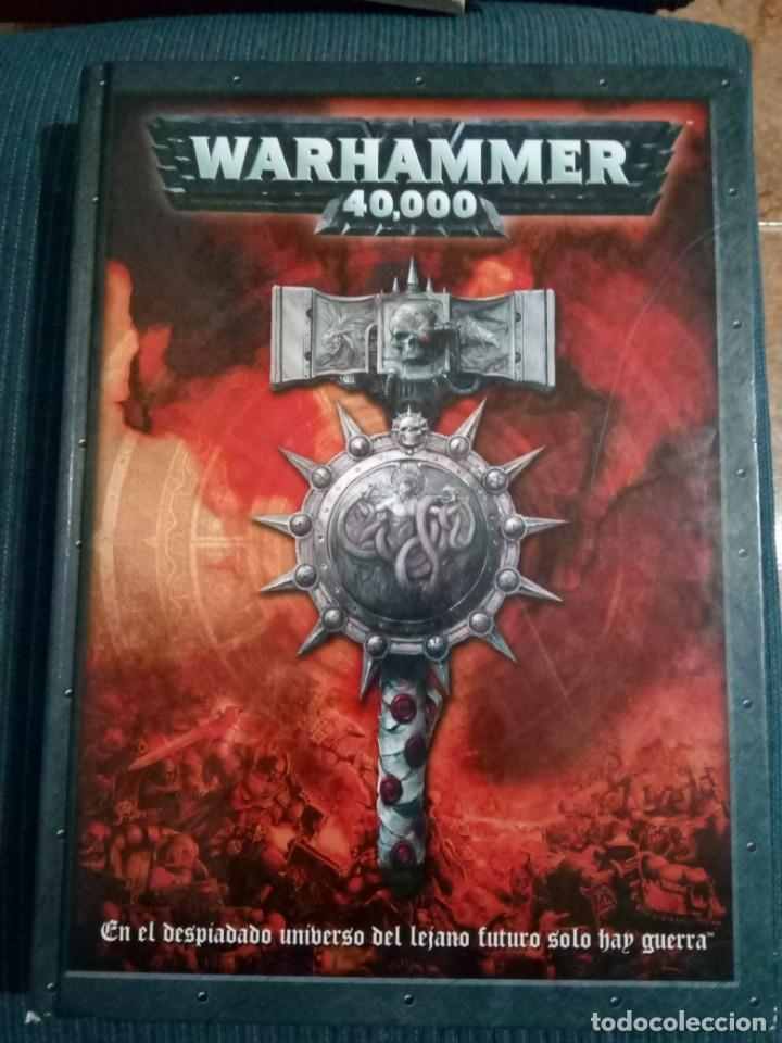 Usado, Libro warhammer 40000 cómo empezar segunda mano