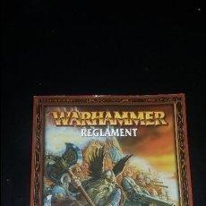 Juegos Antiguos: WARHAMMER REGLAMENT 2006 CATALÁ. Lote 131138448
