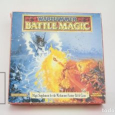 Juegos Antiguos: JUEGO EN INGLES WARHAMMER / BATTLE MAGIC - REF. 0118 - GAMES WORKSHOP - AÑO 1992 - MADE IN ENGLAND. Lote 134752839
