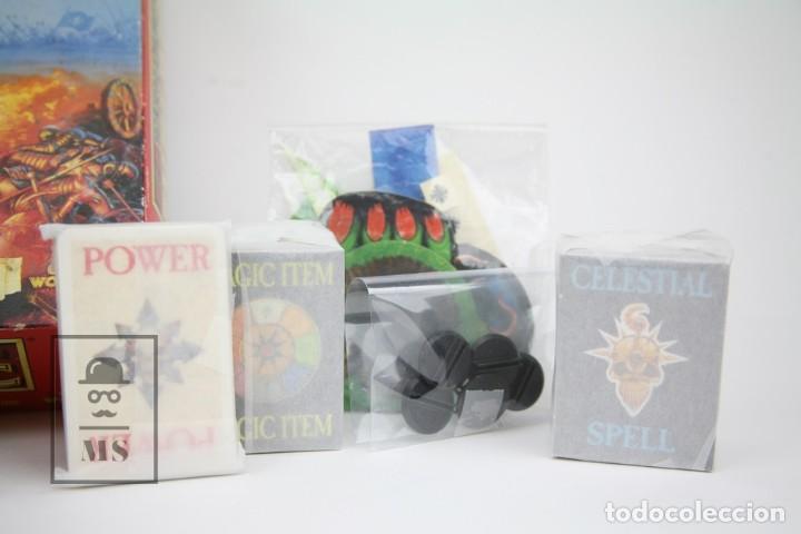 Juegos Antiguos: Juego En Ingles Warhammer / Battle Magic - Ref. 0118 - Games Workshop - Año 1992 - Made In England - Foto 4 - 134752839