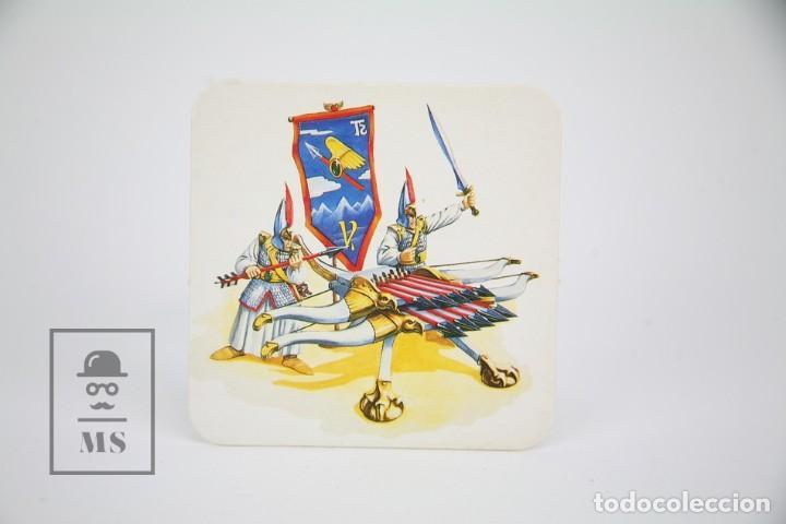 Juegos Antiguos: Conjunto de 5 Plantillas Acartonadas - Unidades Warhammer - Orcos, Lanza Virotes Elfos... - Años 90 - Foto 7 - 131976850