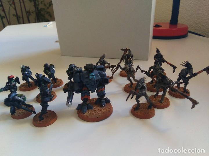Tau - Pack completo - Warhammer 40K segunda mano