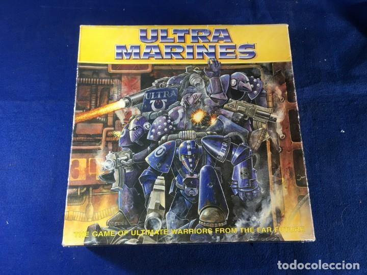 JUEGO DE MESA ULTRAMARINES - GAMES WORKSHOP - WARHAMMER (Juguetes - Rol y Estrategia - Warhammer)