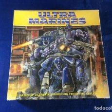 Juegos Antiguos: JUEGO DE MESA ULTRAMARINES - GAMES WORKSHOP - WARHAMMER . Lote 132785994