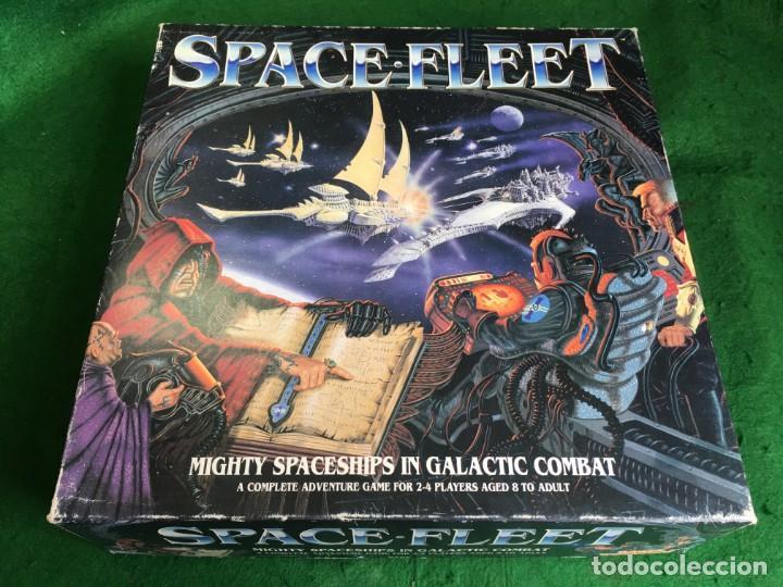 JUEGO DE MESA SPACE FLEET - GAMES WORKSHOP - WARHAMMER (Juguetes - Rol y Estrategia - Warhammer)
