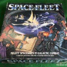 Juegos Antiguos: JUEGO DE MESA SPACE FLEET - GAMES WORKSHOP - WARHAMMER. Lote 133380802