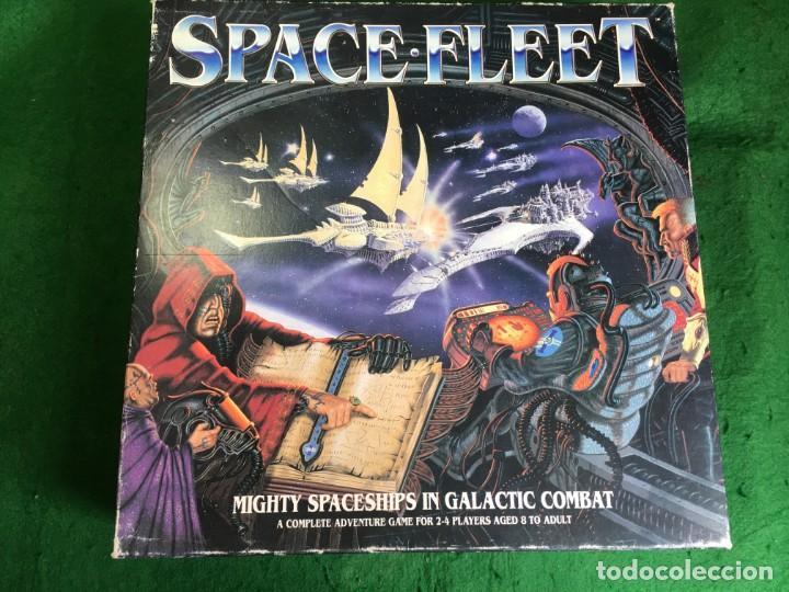 Juegos Antiguos: JUEGO DE MESA SPACE FLEET - GAMES WORKSHOP - WARHAMMER - Foto 2 - 133380802