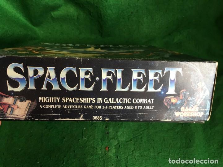 Juegos Antiguos: JUEGO DE MESA SPACE FLEET - GAMES WORKSHOP - WARHAMMER - Foto 3 - 133380802