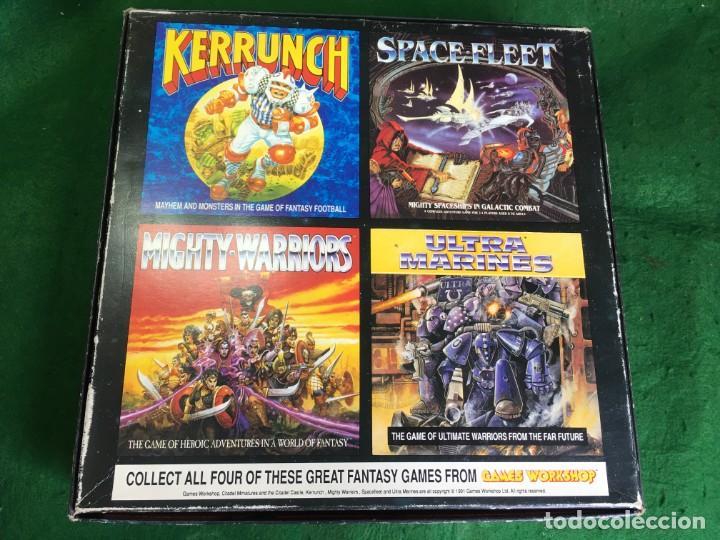 Juegos Antiguos: JUEGO DE MESA SPACE FLEET - GAMES WORKSHOP - WARHAMMER - Foto 4 - 133380802